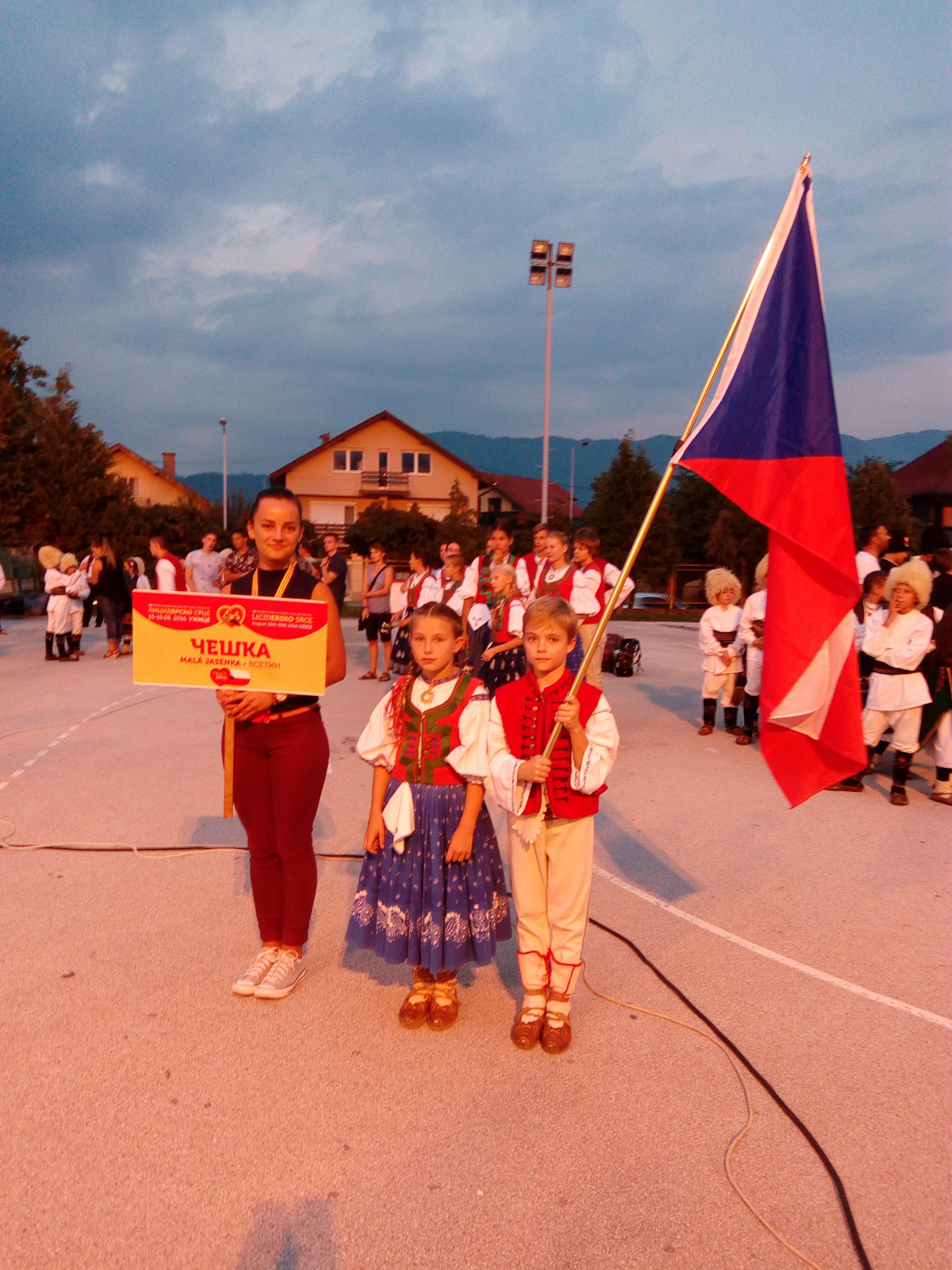 "VIII ICFF ""Licidersko srce"" in Uzice 2016 – Srbsko"